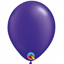 "Pearl Purple 5 inch Balloons - Qualatex 5"" Balloons 100pcs"